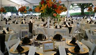 Tent Wedding at Fairwood GCC
