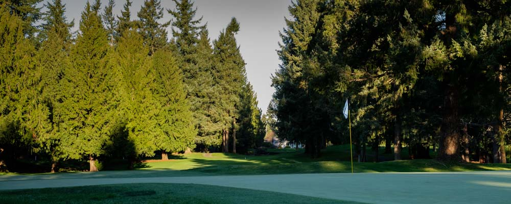 Hole 2 at Fairwood Golf and Country Club