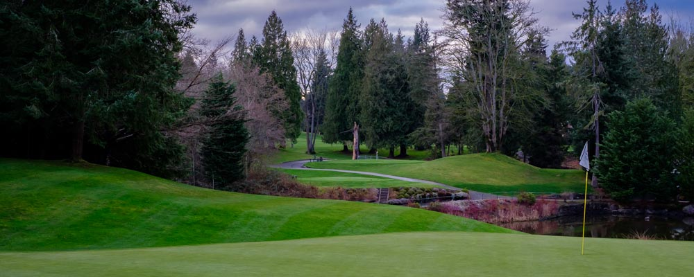 Hole 12 at Fairwood Golf and Country Club