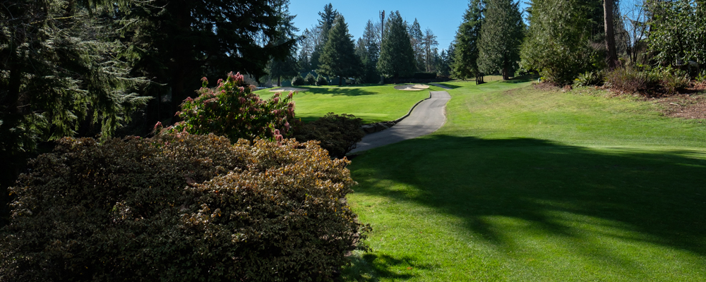 Hole 16 at Fairwood Golf and Country Club