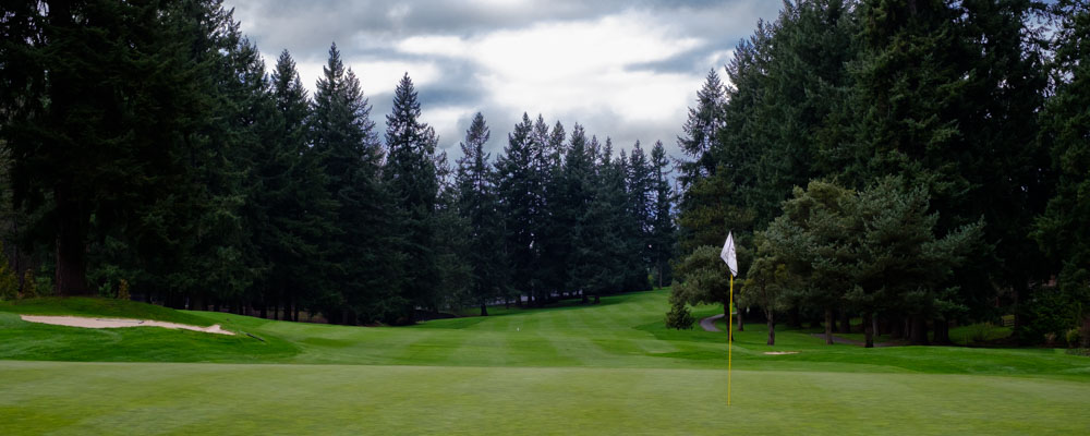 Hole 9 at Fairwood Golf and Country Club