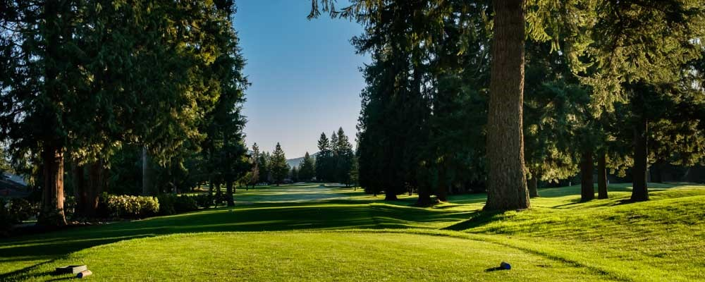 Hole 1 at Fairwood Golf and Country Club