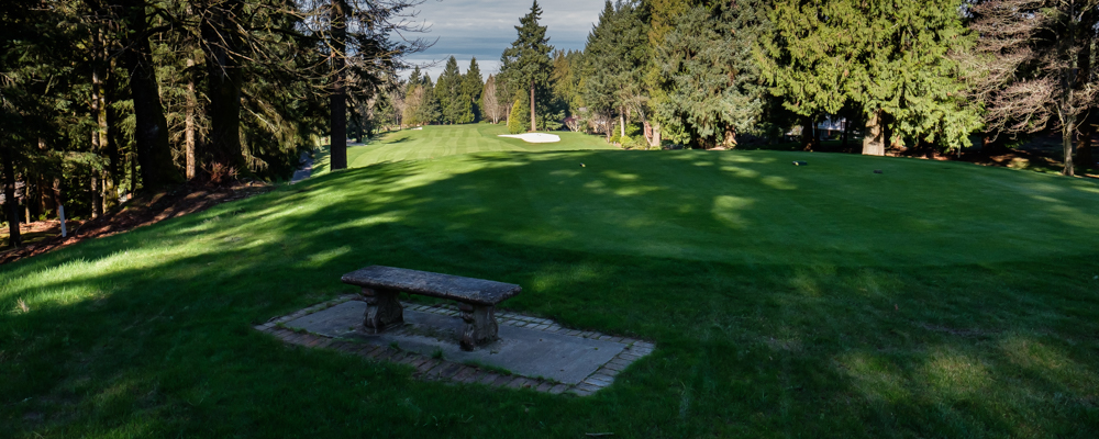 Hole 14 at Fairwood Golf and Country Club