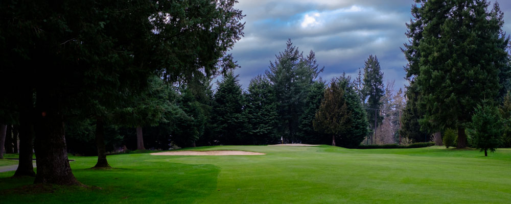 Hole 8 at Fairwood Golf and Country Club